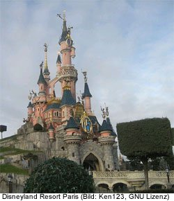 Disneyland Resort Paris Informationen Tipps