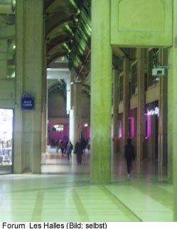 einkaufszentrum in paris informationen