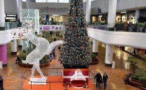 Einkaufszentrum Shoppingcenter les 4 Temps cnit