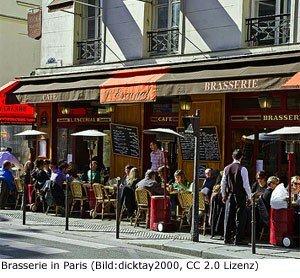 gute brasserie restaurant tipp