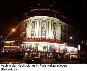 Nightlife ausgehen Paris Nachtleben