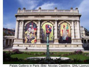 Palais Galliera - Modemuseum in Paris
