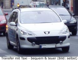 transfer orly innenstadt zentrum paris taxi