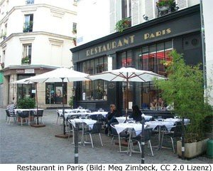 restaurant Paris Tipp