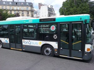 Orly Airport Paris Bus Zentrum