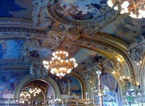 Bahnhof Gare de Lyon Restaurant Train le Bleu
