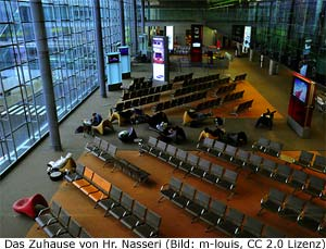 Terminal Charles de Gaulle CDG