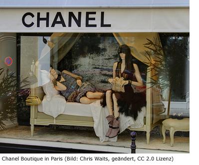 Coco Chanel Paris Boutique Mode Fashion Design Coutur