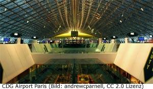 gaulle_flughafen_airportFlughafen Airport Paris Charles de Gaulle - Aéroport