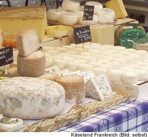 kaese_frankreichKäse aus Frankreich, Camembert, Brie, Fromage
