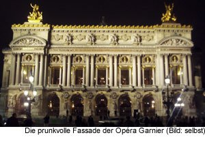 Oper Theater Kultur Informationen Paris