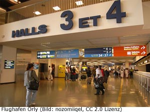 paris orly flughafen airport