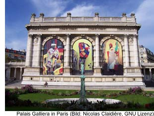 Palais Galliera - Modemuseum in Paris