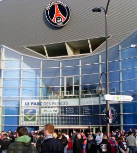Paris st Germain Eintrittskarte Ticket 2016 2017