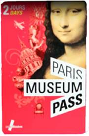 Paris Museum Pass - City Card