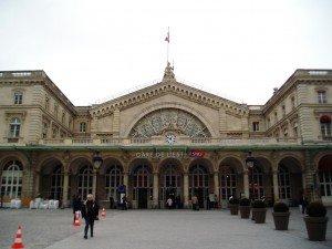 Stuttgart Paris Hauptbahnhof Gare de l'Est
