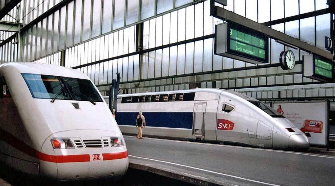 Db Bahn Und Hotel Paris