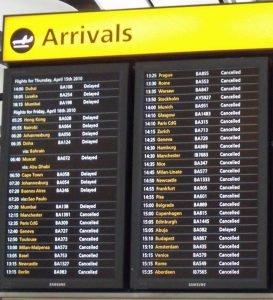 Flugverspätung oder Flugausfall - doch es kann Entschädigung geben