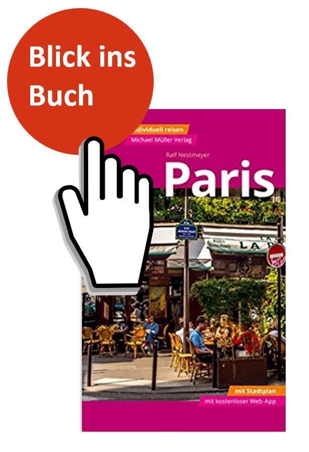 Paris Reisefuehrer Buch ebook